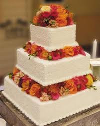 wedding cakes decorate autumn ideas