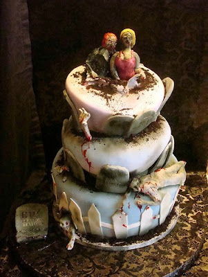 awful wedding cake