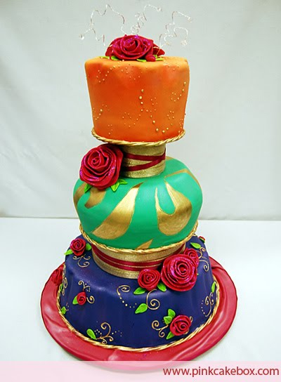 Korean Wedding Cakes