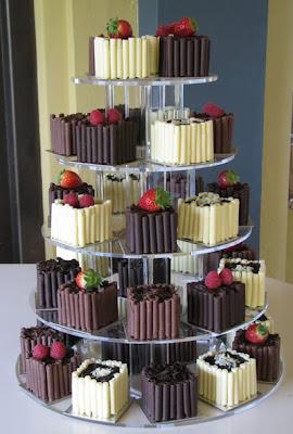 chocolate paste cake