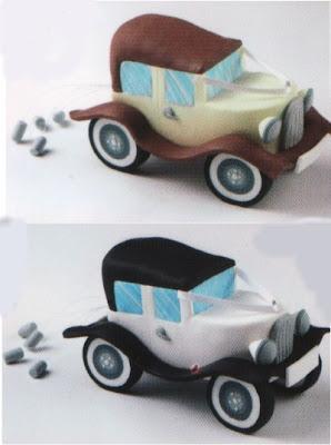 variation cars cake