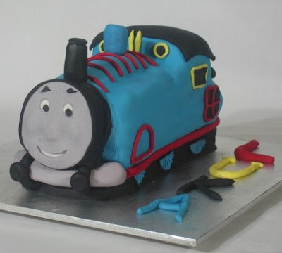 the tank cake