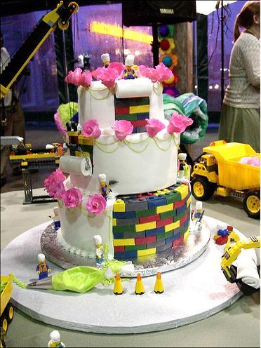 crazy wedding cakes food and drink