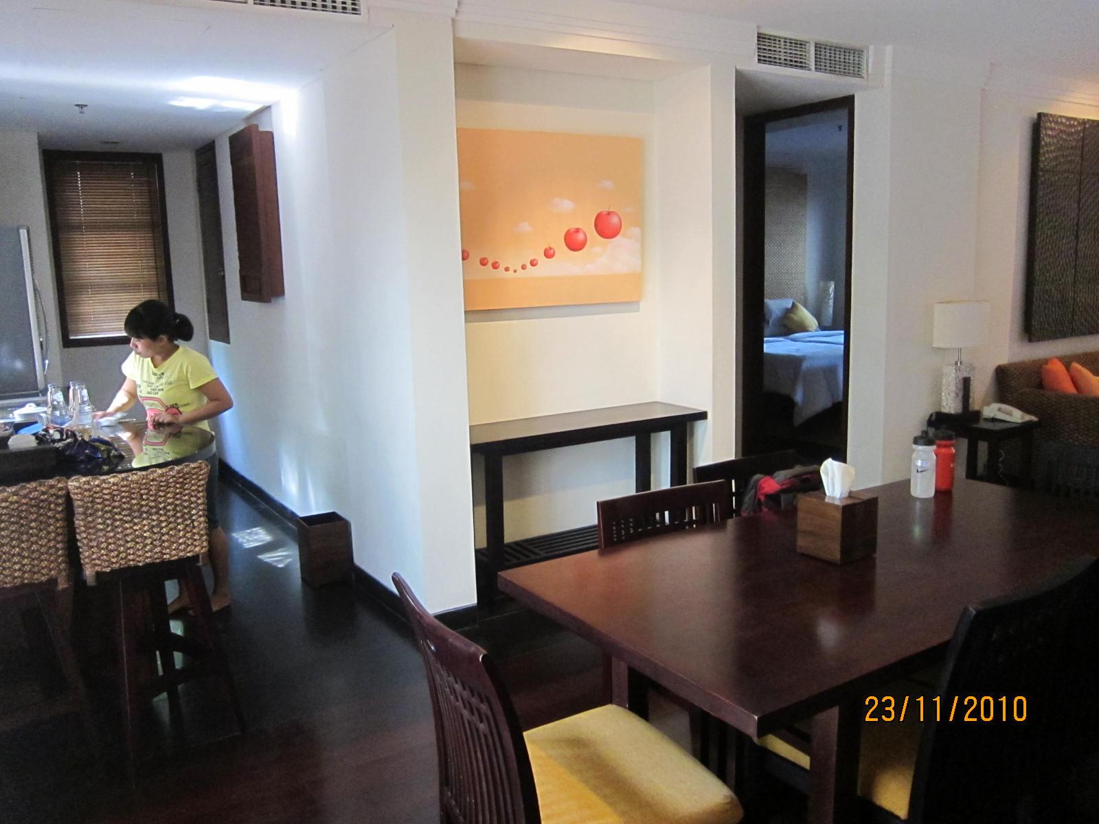 Novotel Nusa Dua 2 Bedroom Suite