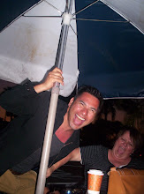breaking the umbrella!