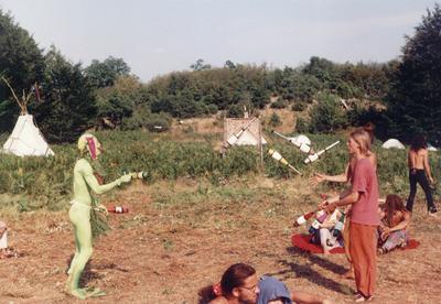 juggeling