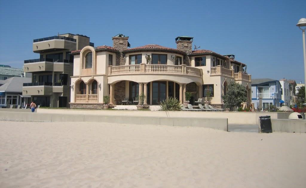Traumhaus am strand  Traumhäuser & Luxus-Immobilien: Traumhaus am kalifornischen Strand
