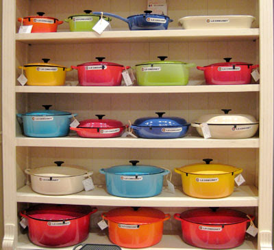 You Can Add To Your Le Creuset Collection Too Because