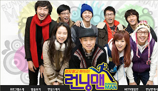The World of ToMMyGiRL: Running Man
