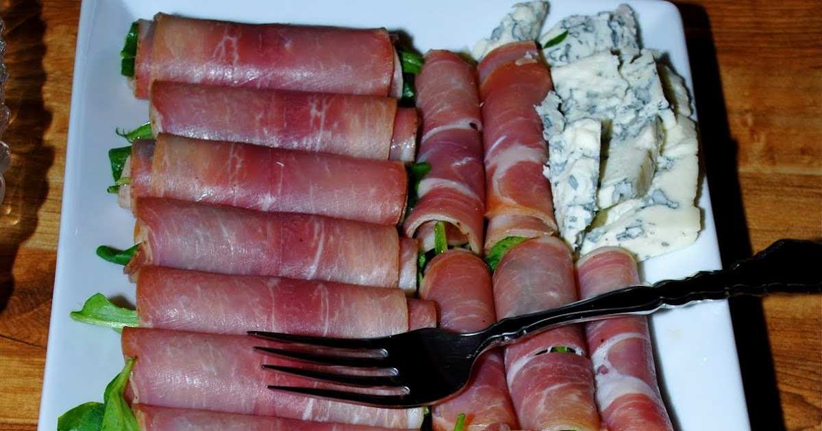 Tomatoes on the Vine: Prosciutto-Wrapped Greens