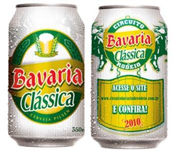 Bavaria lança embalagem para promover rodeio