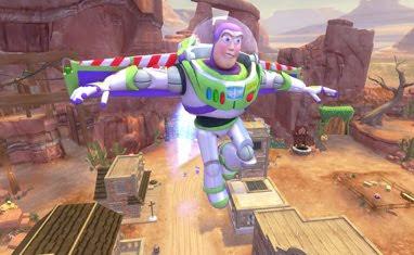 Toy Story 3 chega aos videogames