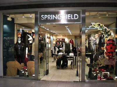Springfield fez ação promocional no Facebook