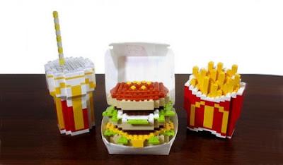 Big Mac de Lego