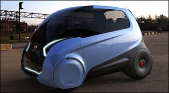 Fiat Mio despertando curiosidade