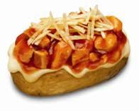 Roasted Potato expandindo