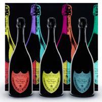 Dom Pérignon Homenageia Andy Warhol