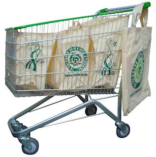 Cerca de 4 bilhões de sacolas plásticas deixam de ser consumidas no Brasil