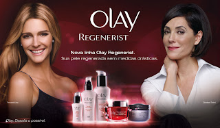 """Lounge Olay"" no Morumbi Shopping"