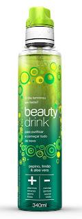 beautydrink®  é a bebida ideal para purificar o corpo depois das festas de Natal e ano-novo