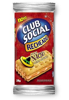 Club Social com novo sabor