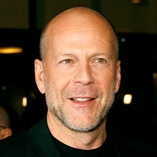 Bruce Willis é o novo garoto propaganda da CCAA