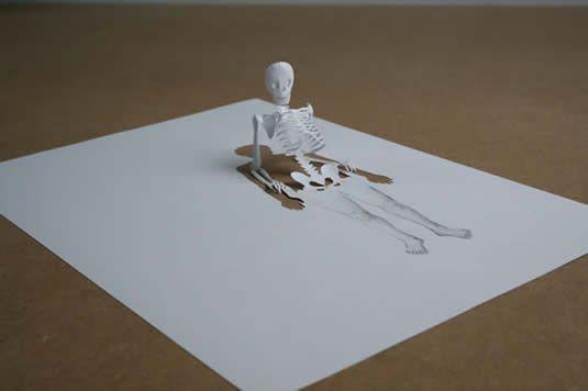 paper art 39 - Mind boggling paper crafts