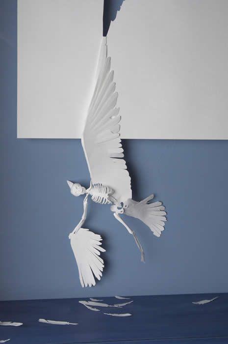 paper art 41 - Mind boggling paper crafts