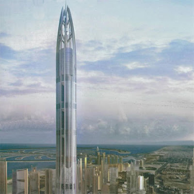 tallest building in world. World Next Tallest Building In