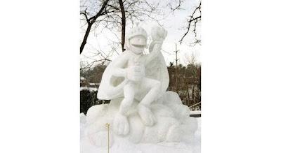 Lucunya Boneka-boneka Salju Ini... [ www.BlogApaAja.com ]