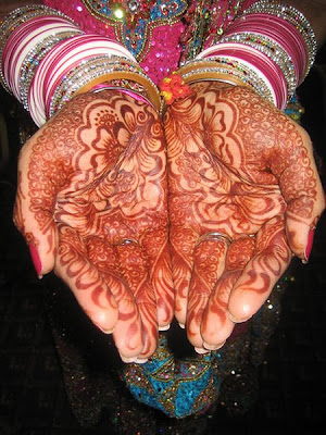 Dulhan Mehndi Designs For