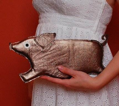 designer lady purse