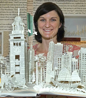 25 incredible paper sculptures by su blackwell