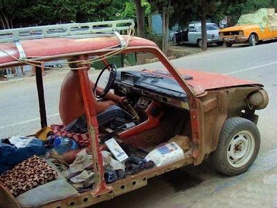tuning a car