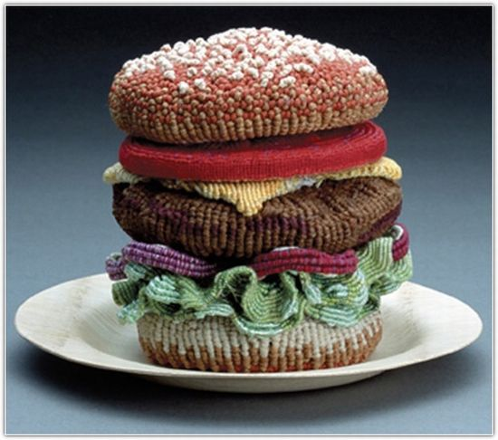 Knitting Pattern Central Food : Knitting Food Patterns Patterns Gallery