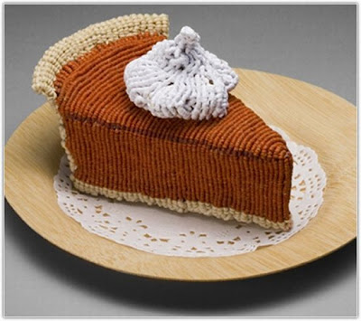 knitted food patterns
