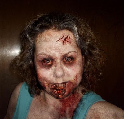 zombie makeup ideas