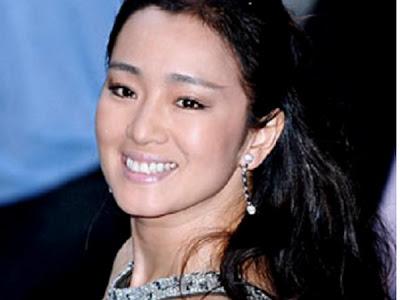 Gong+Li 10 Wanita Asia Paling  Seksi