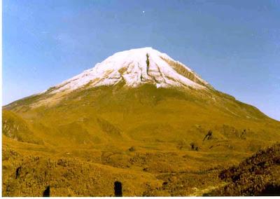 Gunung Berapi Tertinggi di Dunia