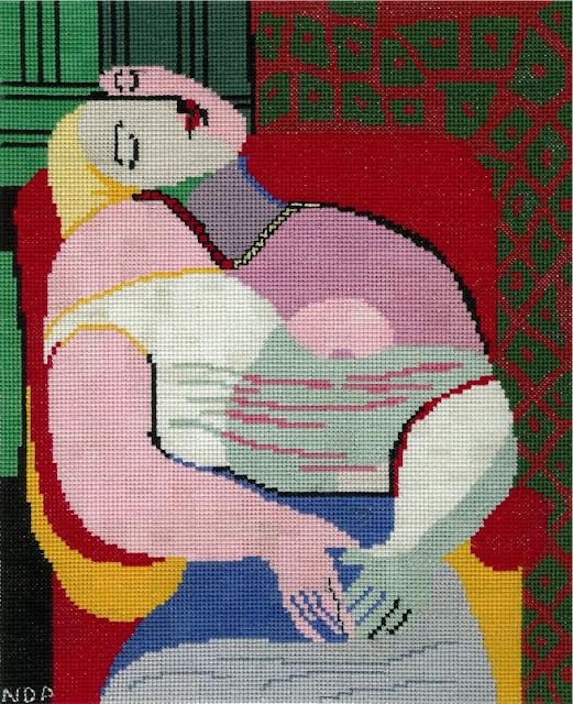 lukisan terkenal didunia unikboss 3 10 Lukisan Terkenal di Dunia