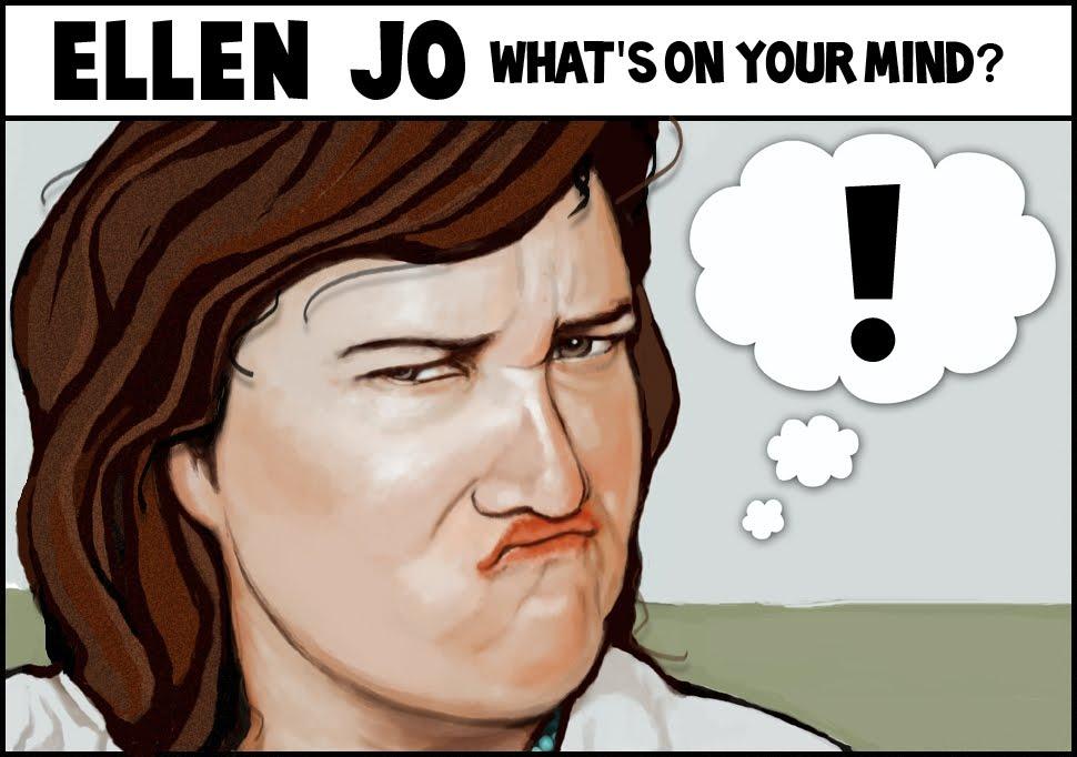 Ellen Jo Knows