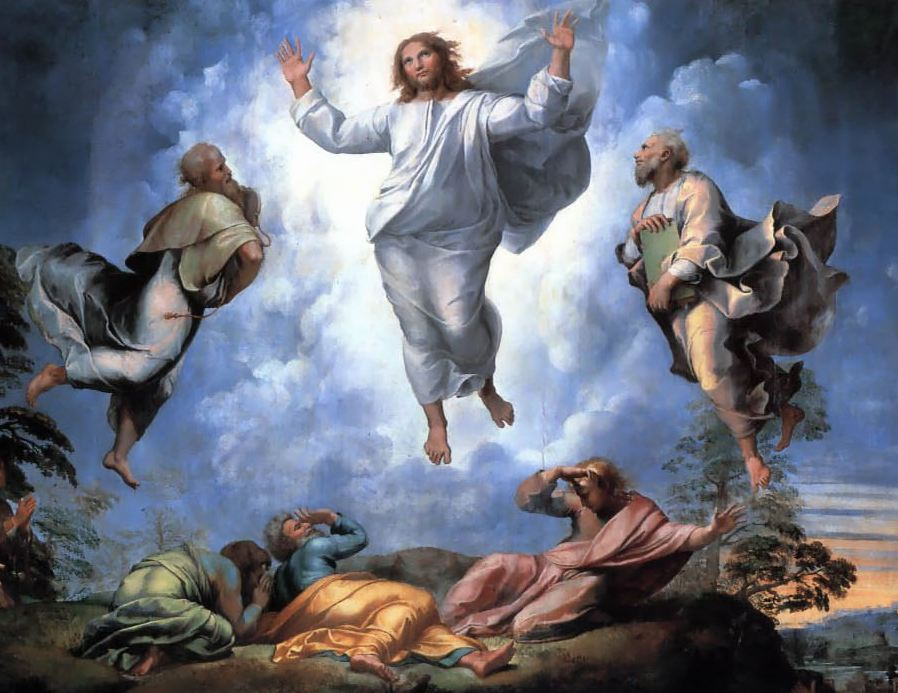 transfiguration of christ. The Transfiguration of Christ