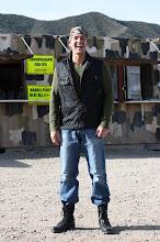 Scott Murphy, Lesly's Aide de Camp