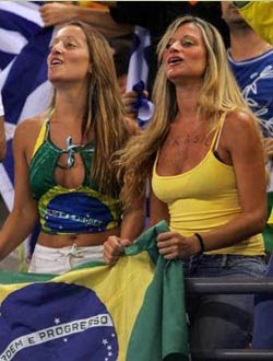 Download this Brazilian Women picture