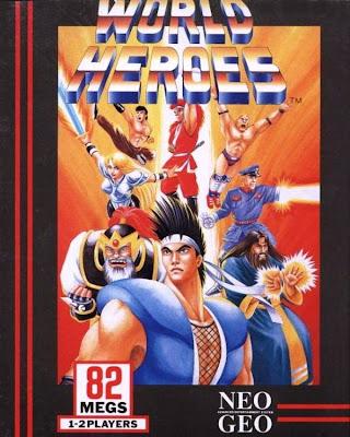 World Heroes (Arcade / Neo-Geo)