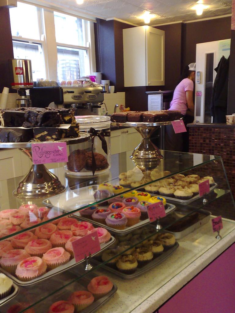 South Kensington Cake Shop