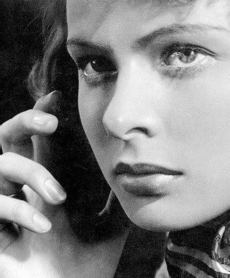 Ingrid Bergman - Cindy