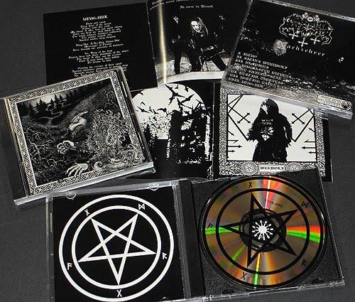 Kill Me Creator Satanic Warmaster Interview