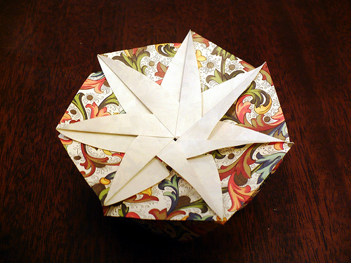 The Cute Octopus Last Minute Gifts Origami Gift Boxes