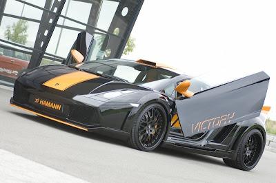 Lamborghini Gallardo Super Modif Unik Ala Hamann